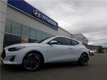 2020 Hyundai Veloster Turbo w/Two-Tone Paint (Stk: HA1-1228) in Chilliwack - Image 1 of 12