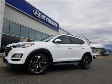 2020 Hyundai Tucson Ultimate (Stk: HA6-7717) in Chilliwack - Image 1 of 12