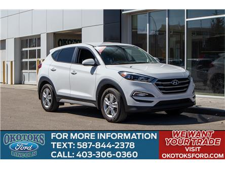 2018 Hyundai Tucson Base 2.0L (Stk: VH81633) in Okotoks - Image 1 of 15