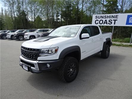 2020 Chevrolet Colorado ZR2 (Stk: CL216331) in Sechelt - Image 1 of 21