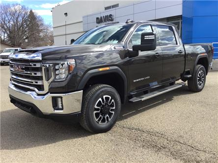 2020 GMC Sierra 3500HD SLE (Stk: 216042) in Brooks - Image 1 of 27
