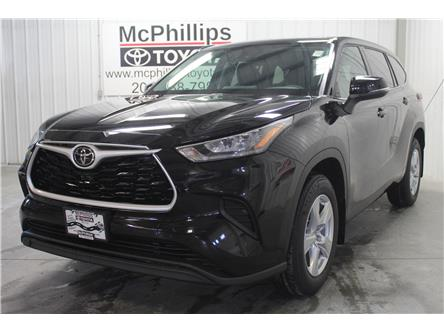 2020 Toyota Highlander LE (Stk: S512351) in Winnipeg - Image 1 of 26