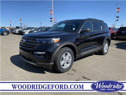 2020 Ford Explorer XLT (Stk: L-487) in Calgary - Image 1 of 7
