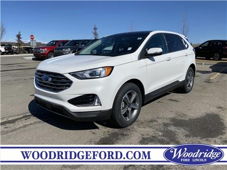 2020 Ford Edge SEL (Stk: L-621) in Calgary - Image 1 of 6