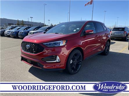 2020 Ford Edge ST (Stk: L-625) in Calgary - Image 1 of 6