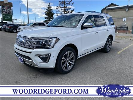 2020 Ford Expedition Platinum (Stk: L-918) in Calgary - Image 1 of 7