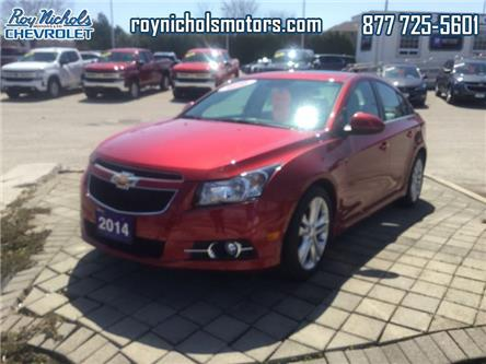 2014 Chevrolet Cruze 2LT (Stk: P6495) in Courtice - Image 1 of 14