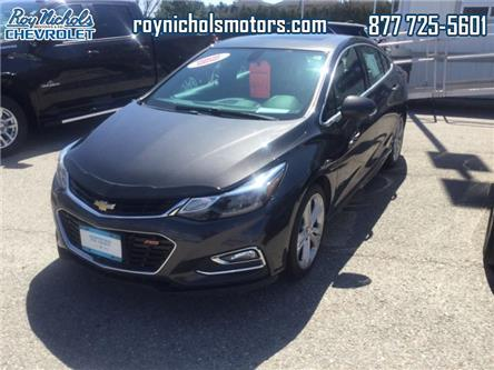 2017 Chevrolet Cruze Premier Auto (Stk: P6497) in Courtice - Image 1 of 14