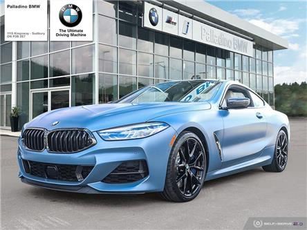 2019 BMW M850i xDrive (Stk: 0121) in Sudbury - Image 1 of 21