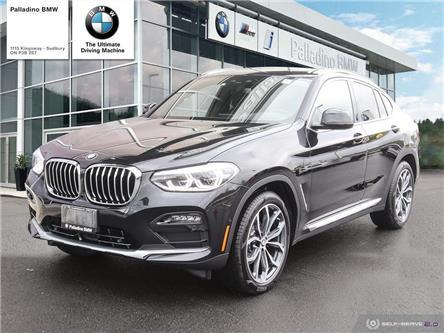 2020 BMW X4 xDrive30i (Stk: 0158) in Sudbury - Image 1 of 21