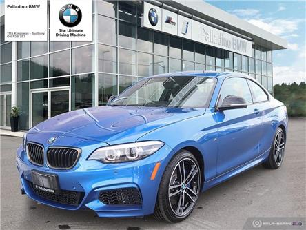 2020 BMW M240i xDrive (Stk: 0089) in Sudbury - Image 1 of 21
