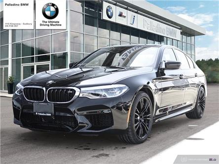 2019 BMW M5 Base (Stk: 0081) in Sudbury - Image 1 of 21