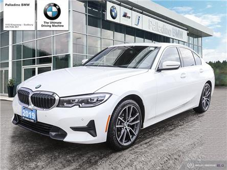 2019 BMW 330i xDrive (Stk: U0156) in Sudbury - Image 1 of 21