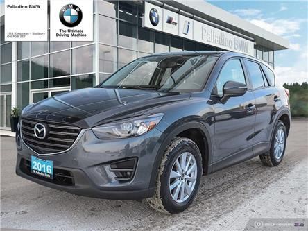 2016 Mazda CX-5 GT (Stk: U0132) in Sudbury - Image 1 of 21