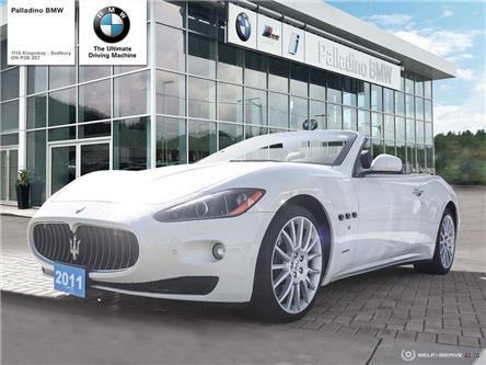 2011 Maserati GranTurismo Base (Stk: 0134A) in Sudbury - Image 1 of 26
