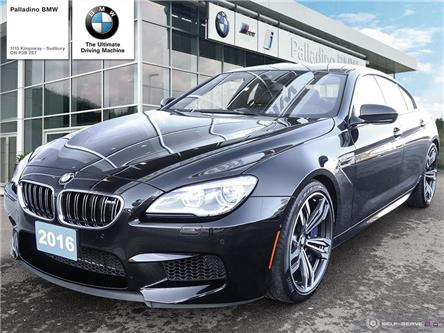 2016 BMW M6 Gran Coupe Base (Stk: 0196A) in Sudbury - Image 1 of 21