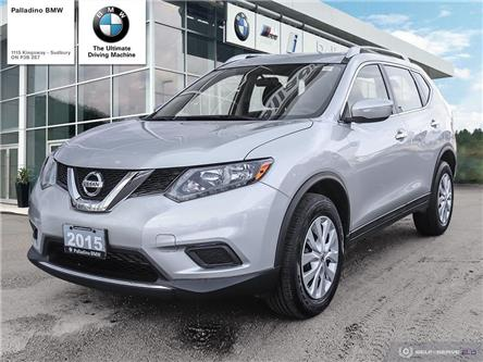 2015 Nissan Rogue SV (Stk: U0155) in Sudbury - Image 1 of 21