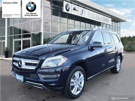2015 Mercedes-Benz GL-Class Base (Stk: 0201A) in Sudbury - Image 1 of 21