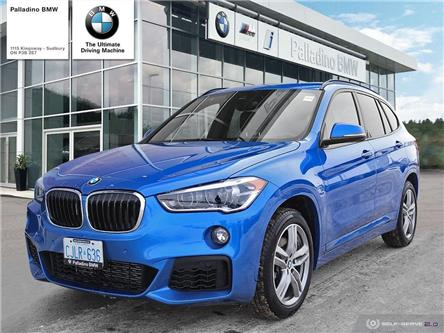 2019 BMW X1 xDrive28i (Stk: 0103D) in Sudbury - Image 1 of 22