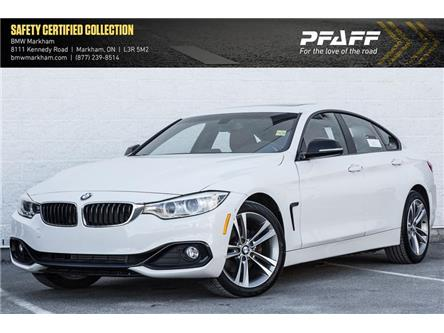 2016 BMW 428i xDrive Gran Coupe (Stk: D12819) in Markham - Image 1 of 20
