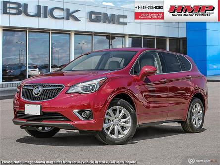 2020 Buick Envision Preferred (Stk: 86250) in Exeter - Image 1 of 23