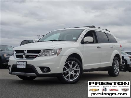 2016 Dodge Journey R/T (Stk: X28802) in Langley City - Image 1 of 27