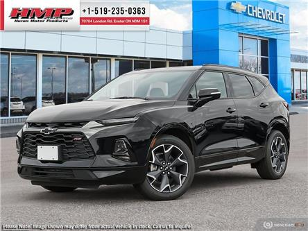 2020 Chevrolet Blazer RS (Stk: 86977) in Exeter - Image 1 of 14