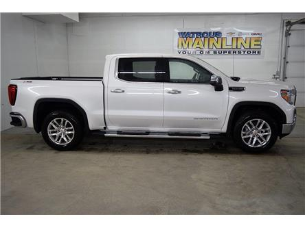 2020 GMC Sierra 1500 SLT (Stk: L1044) in Watrous - Image 1 of 41
