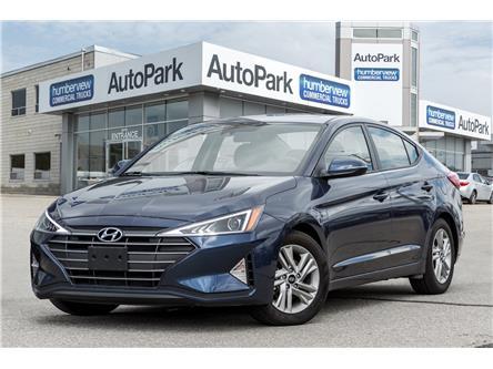 2019 Hyundai Elantra Preferred (Stk: APR8056) in Mississauga - Image 1 of 19