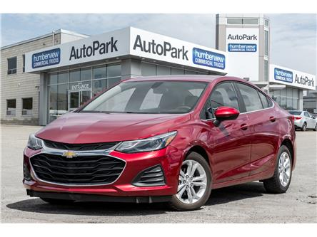 2019 Chevrolet Cruze LT (Stk: APR6070) in Mississauga - Image 1 of 18