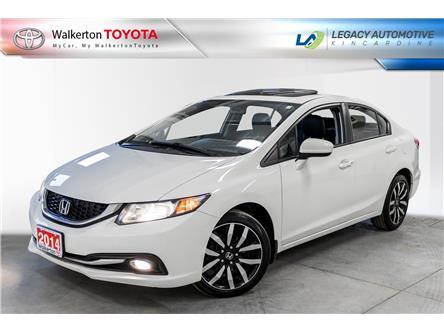 2014 Honda Civic Touring (Stk: 20268A) in Walkerton - Image 1 of 19
