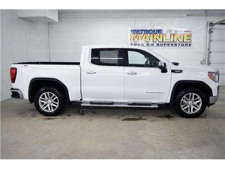 2020 GMC Sierra 1500 SLT (Stk: L1123) in Watrous - Image 1 of 44