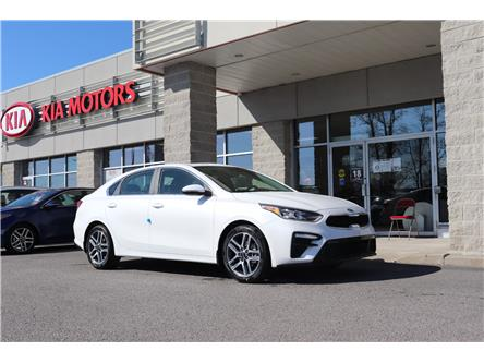 2020 Kia Forte EX+ (Stk: 32568) in Cobourg - Image 1 of 24