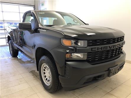 2020 Chevrolet Silverado 1500 Work Truck (Stk: 0700) in Sudbury - Image 1 of 13