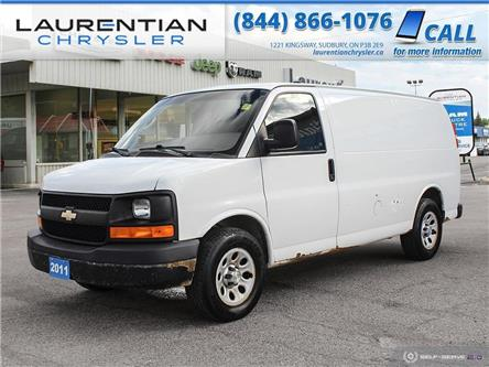 2011 Chevrolet Express 1500 Standard (Stk: 19375A) in Sudbury - Image 1 of 15