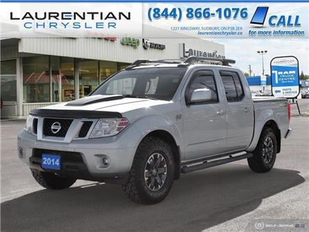 2014 Nissan Frontier PRO-4X (Stk: 20103A) in Sudbury - Image 1 of 23