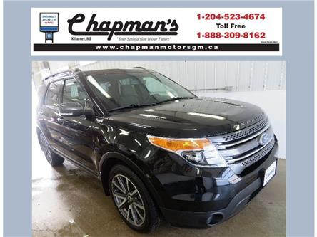 2015 Ford Explorer XLT (Stk: 20-018A) in KILLARNEY - Image 1 of 32
