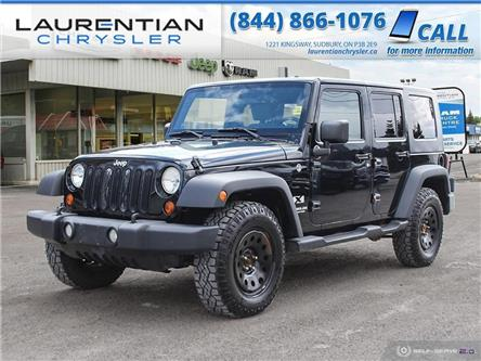 2008 Jeep Wrangler Unlimited X (Stk: 20315A) in Sudbury - Image 1 of 21