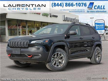 2020 Jeep Cherokee Trailhawk (Stk: 20144D) in Sudbury - Image 1 of 20