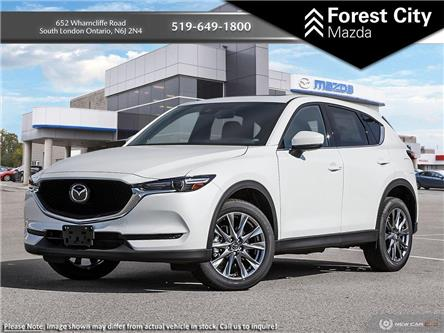 2019 Mazda CX-5 Signature (Stk: 19C51337D) in London - Image 1 of 23