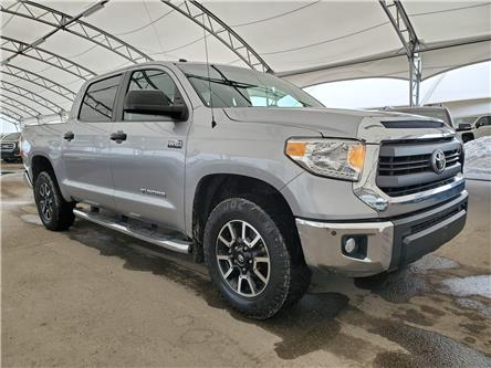 2014 Toyota Tundra SR5 5.7L V8 (Stk: 183418) in AIRDRIE - Image 1 of 20