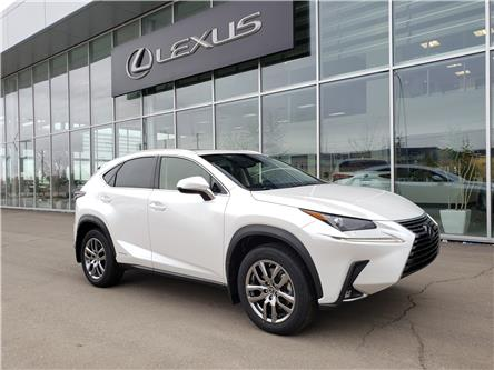 2020 Lexus NX 300h Base (Stk: L20298) in Calgary - Image 1 of 8
