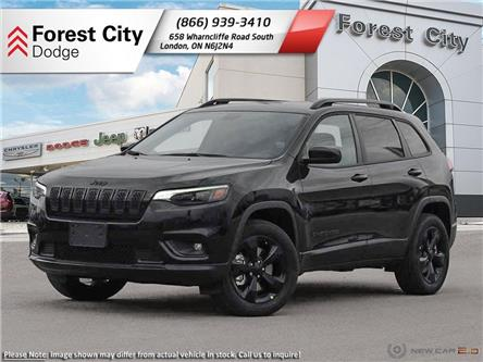 2020 Jeep Cherokee North (Stk: 20-8012D) in London - Image 1 of 24
