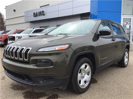 2015 Jeep Cherokee Sport (Stk: 215790) in Brooks - Image 1 of 20