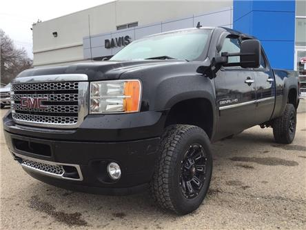 2012 GMC Sierra 2500HD Denali (Stk: 126397) in Brooks - Image 1 of 20