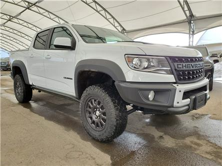 2020 Chevrolet Colorado ZR2 (Stk: 182993) in AIRDRIE - Image 1 of 26