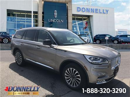 2020 Lincoln Aviator Reserve (Stk: DT232) in Ottawa - Image 1 of 22