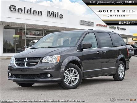 2020 Dodge Grand Caravan Premium Plus (Stk: 20096) in North York - Image 1 of 23