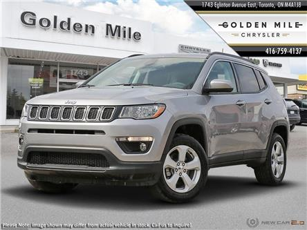 2019 Jeep Compass North (Stk: 19110) in North York - Image 1 of 22