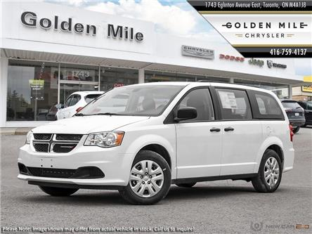 2020 Dodge Grand Caravan SE (Stk: 20093) in North York - Image 1 of 24